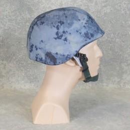 RZ Pokrowiec na hełm 6B27, Niebieski Atak