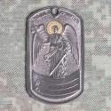 Nieśmiertelnik-Anioł Stróż emaliowany