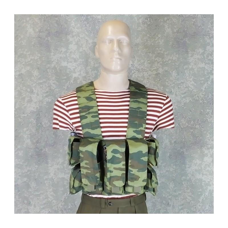 """RZ Vest """"Lifchik M14 AK"""", camouflage Flora"""