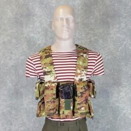 "RZ Vest ""Lifchik M14 AK"", camouflage Vegetato"