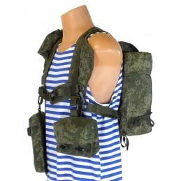 RD-54 rucksack, codura - Digital Flora