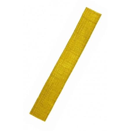 Taśma na pagony - 15 mm - odcinek 50 cm