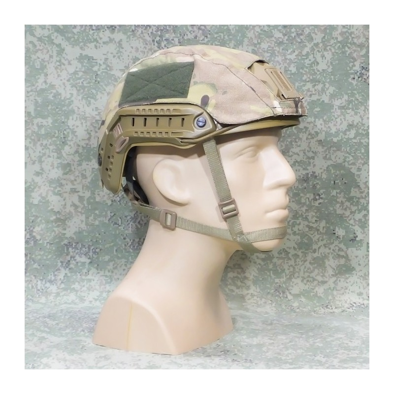 RZ Cover for helmet FAST in Multicam camouflage