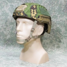 RZ Cover for helmet FAST in Partizan camouflage