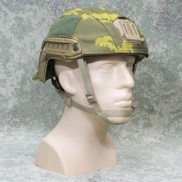 RZ Cover for helmet FAST in Bieriozka camouflage