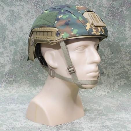 RZ Cover for helmet FAST in Izlom camo
