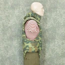 RZ Bulletproof vest 6B23-1 in Flora camouflage - replica