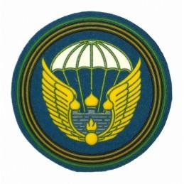 """Naszywka """"106 Gwardyjska Tulska Dywizja Powietrzno-Desantowa"""""""