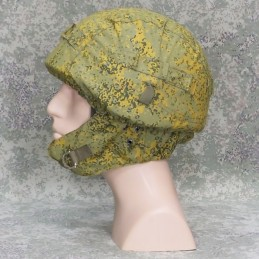 RZ Cover for helmet 6B7-M1 in Flora Spring camouflage