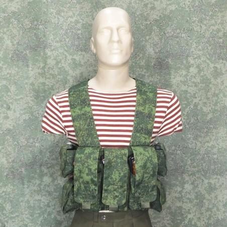 """RZ Vest """"Lifchik M14 AK"""", camouflage Digital Flora"""