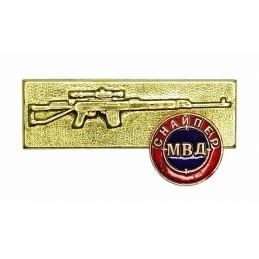 """Odznaka """"Snajper MWD"""" z SWD"""