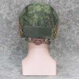RZ Cover for helmet FAST in Digital Flora camouflage