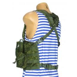 "TI-N-B-MAK Combat Vest NBM set ""AK Shooter"", Digital Flora"