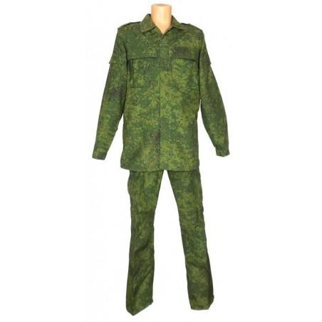 Summer uniform, model 14 - Digital Flora