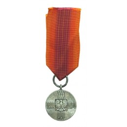 "Medal ""30 years of the PRL"""