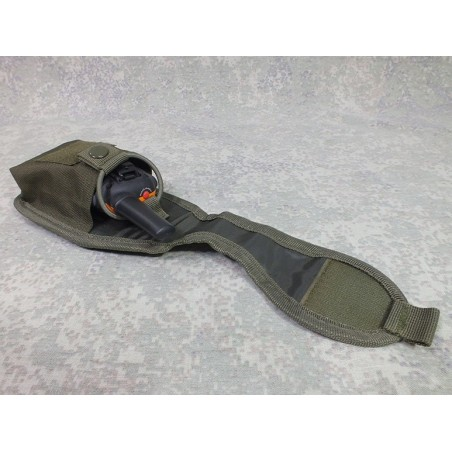RZ Pouch for 1 hand granade, MOLLE, Olive
