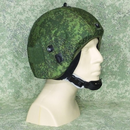 RZ Cover for helmet K6-3 without visor, in Digital flora camouflage