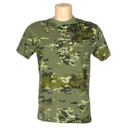 """T-shirt w kamuflażu """"Extrim"""""""