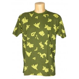 T-shirt in camouflage...
