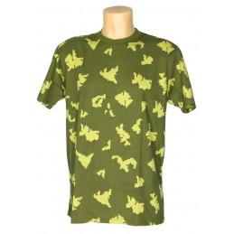T-shirt w kamuflażu...