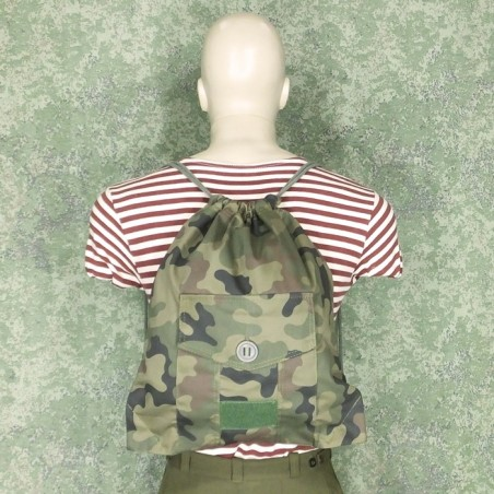 RZ Small backpack-sack in WZ93 camouflage
