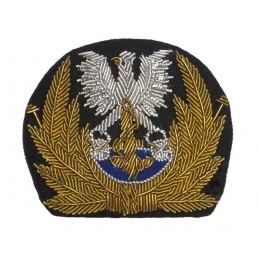 Polish Navy officers eagle...