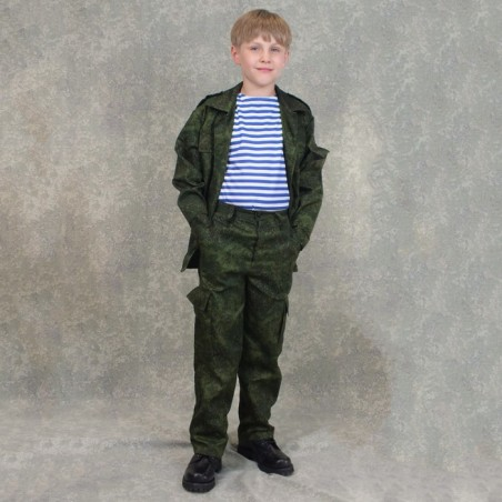 Children's uniform type M 88, Digital Flora