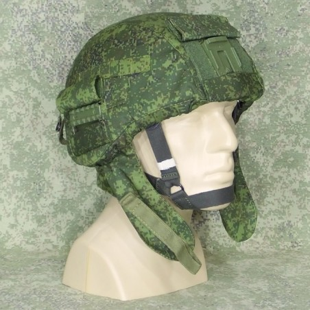RZ Cover for helmet 6B47 full, Digital Flora camouflage