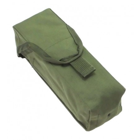 TI-P-2AK-00 Pouch for 2 AK magazines, Green