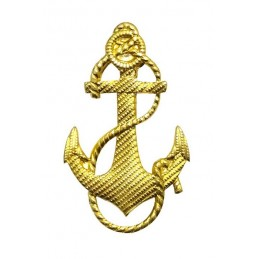 Anchor, ribbed, 43 mm