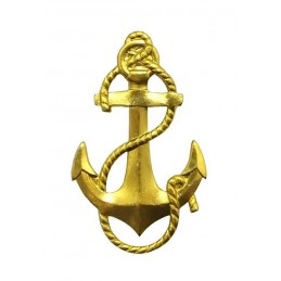 Anchor, smooth, 43 mm