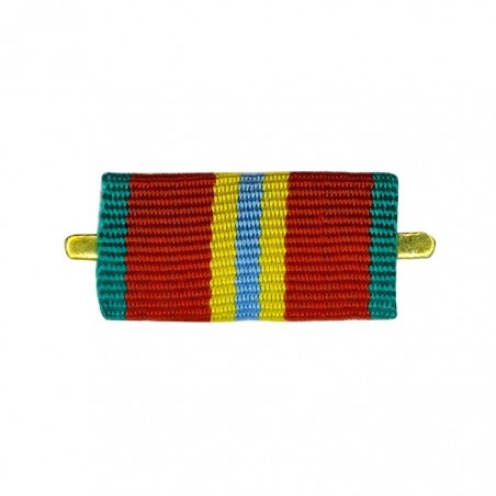 "Ribbon of medal ""70 years of Military Forces the USSR"""