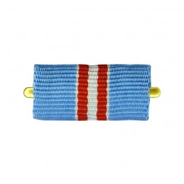 "Ribbon of medal ""50 years..."