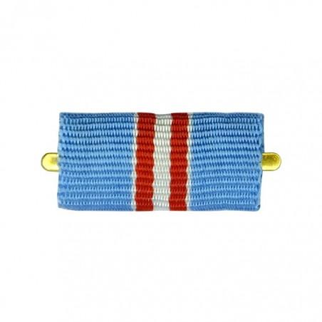 """Baretka medalu """"50 lat Sił Zbrojnych ZSRR"""""""