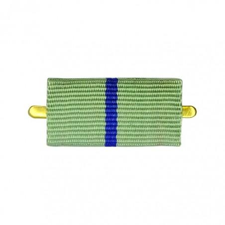 """Baretka medalu """"Partyzantowi Wojny Ojczyźnianej - II klasy"""""""