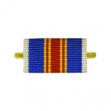 "Baretka medalu ""Na pamiątkę 250-lecia Leningradu"""