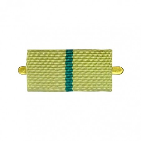 """Ribbon of medal """"For the Defence of Leningrad"""""""