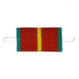"Ribbon of medal ""For 20..."