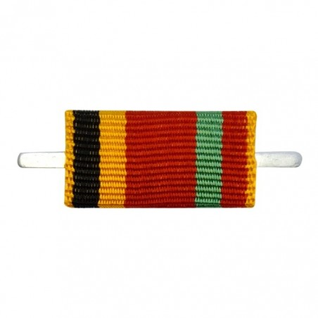 """Baretka medalu """"30 lat Zwycięstwa w Wielkiej Wojnie Ojczyźnianej 1941-1945"""""""