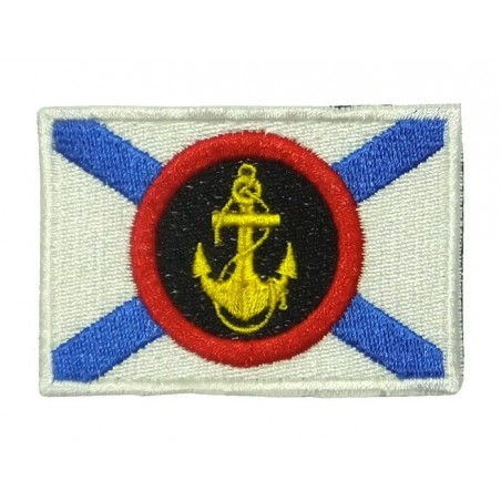 Stripe - Russian Marine Infantry with velcro, embroidery