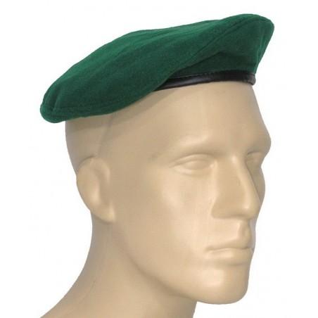 "Small, green beret - ""tear"""