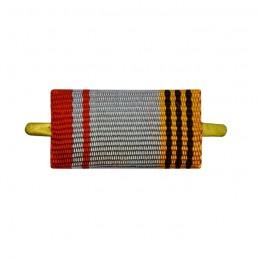 """Baretka medalu """"Weteran Sił..."""