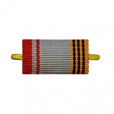 """Ribbon of medal """"Veteran of Military Forces of the USSR"""""""