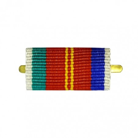 "Ribbon of order ""Friendship of Nations"""