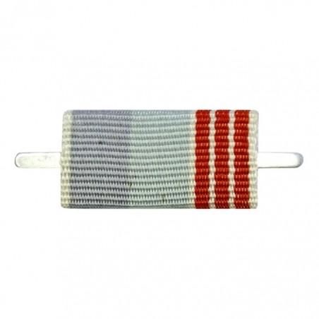 """Ribbon of medal """"Veteran of Work"""""""