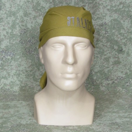 "RZ Scarf-bandanna ""S.T.A.L.K.E.R."", light green"