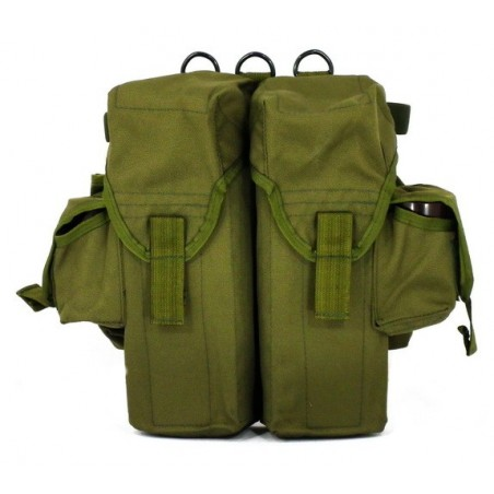 SSO 4 RPK magazine, 2 granate and 2 flares pouch