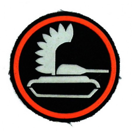 """""""Armored Forces"""" patch"""