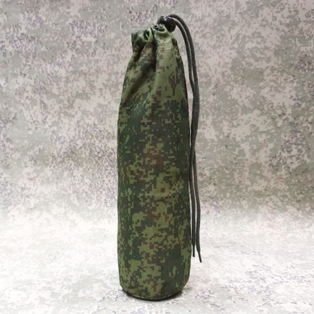 RZ Pokrowiec na butelkę 0,5L, MOLLE, Cyfrowa Flora