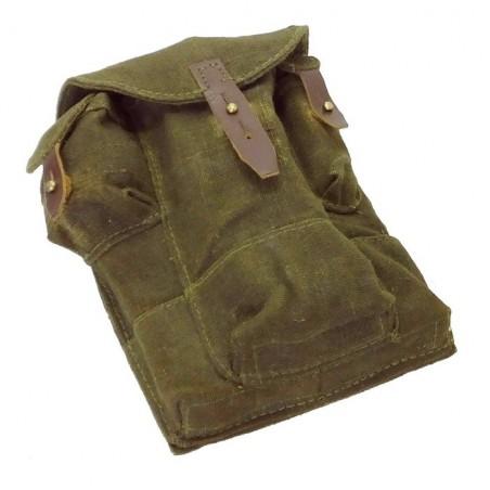 AK magazine pouch (3 mags capacity), dark green